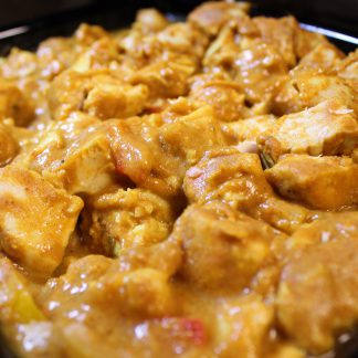 picture of chicken curry