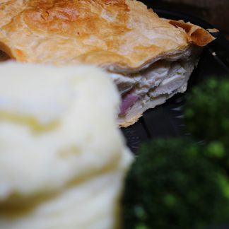 Picture of Chicken pie Dinner