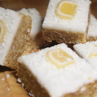 picture of lemon squares