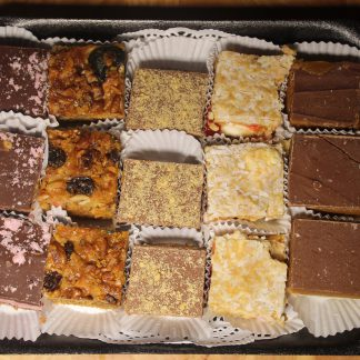 picture of assorted traybakes