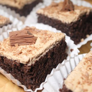 picture of chocolate squares
