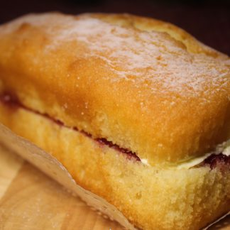 picture of gluten free Victoria sandwich