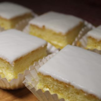 picture of lemon sponges