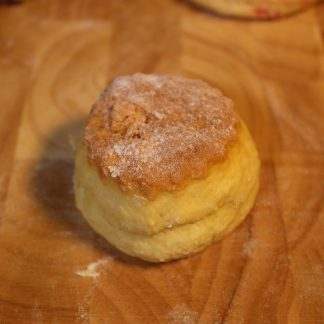 picture of plain mini scone