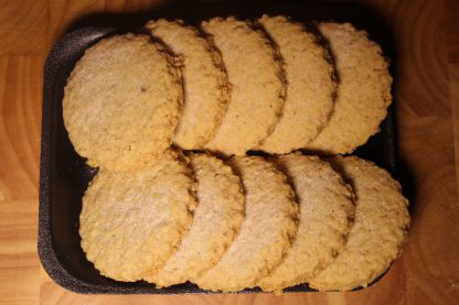 picture of oatmeal biscuits