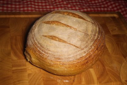 picture of sourdough bread