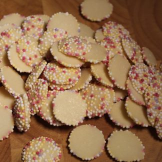 picture of white chocolate jazzies