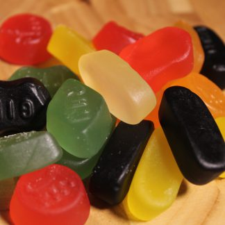 picture of wine gums